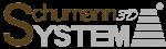 Schumann 3D System Logo